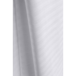 ComforTwill® Sheets, Tone on Tone, White