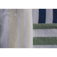 Coastal Stripe Beach Towels by Marquis