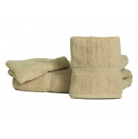 Royal Suite Dobby Towels, Beige
