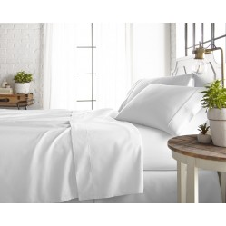 4-Piece 800 Thread Count Cotton-Rich Sheet Set by ienjoy Home®