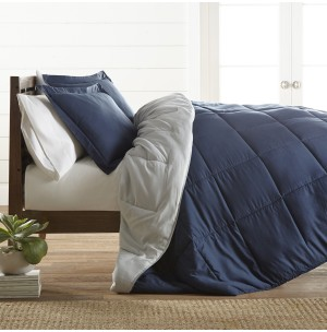 Reversible Down Alternative Comforter by ienjoy Home®