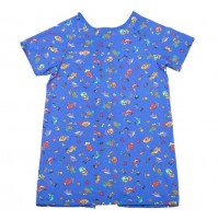 Pediatric Gowns, Under the Sea Print