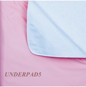 Underpads, 95% Poly / 5% Rayon center soaker