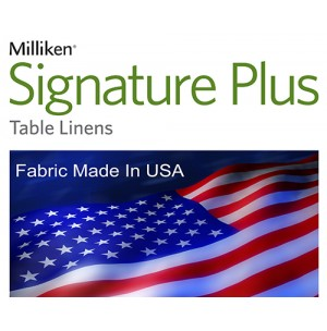 108 Round Signature Plus Table Linen