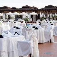 80 Inch Round SoftSpun Table Linen