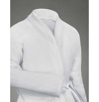Royalston Shawl Collar Waffle/Terry Robe 100% Cotton