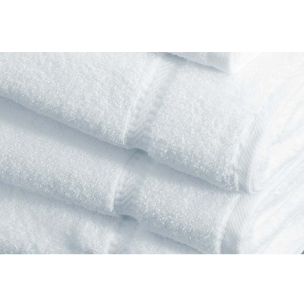 Marbella Hotel Towels - 86/14 White
