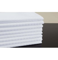 Leyden Check Hotel Sheets, Premium T-300