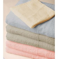 Rose Economy Towels, 10/S, 100% Cotton
