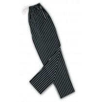 Baggy Chef Pants - Striped