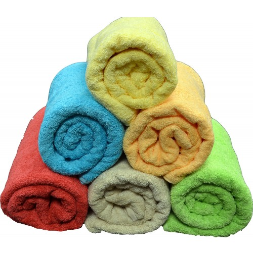 Premium Bright Color Pool Towels
