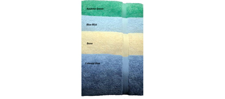 Color Hotel Towels
