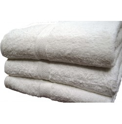 Oxford Vicenza Towel, White