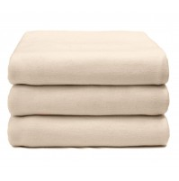Bath Blankets, Unbleached