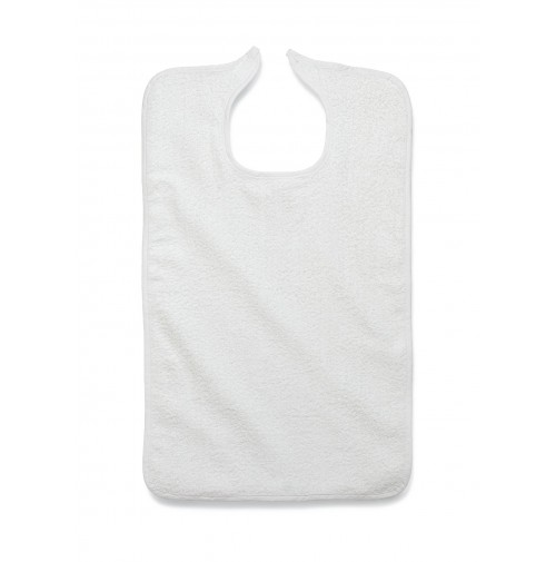 Adult Terry Cloth Bibs