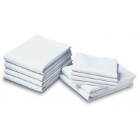 White Bed Sheets T-130 Economy Collection