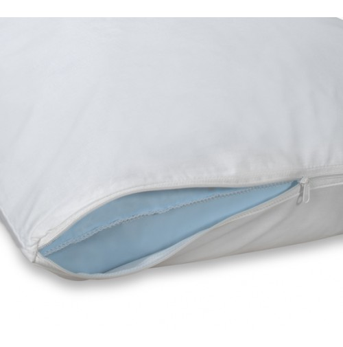 Waterproof Zipper Pillow Protector