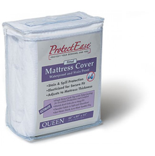 ProtectEase® Fitted Mattress Covers - ULTIMATE