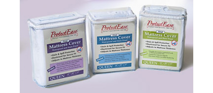 ProtectEase Fitted Mattress Covers