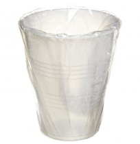 Plastic Wrapped Cups