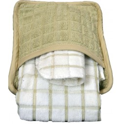 Oxford Premium Kitchen Towel Set