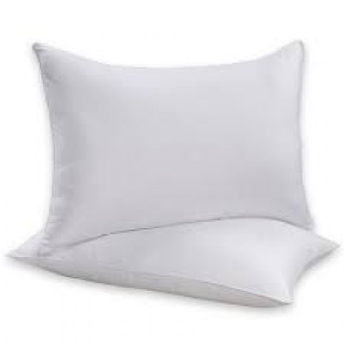 Oxford Gold King of Hotel Pillows with Synthetic Down