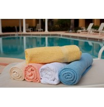 Pool Towels Solid Colors -Reactive Dye
