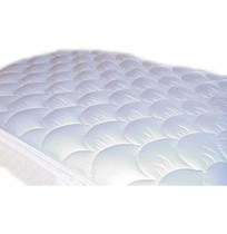 3 Layer Quilted Bed Pads - Waterproof