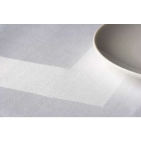 Premium Cotton Satin Band Tablecloths
