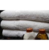 Oxford Silver Merlin Towels