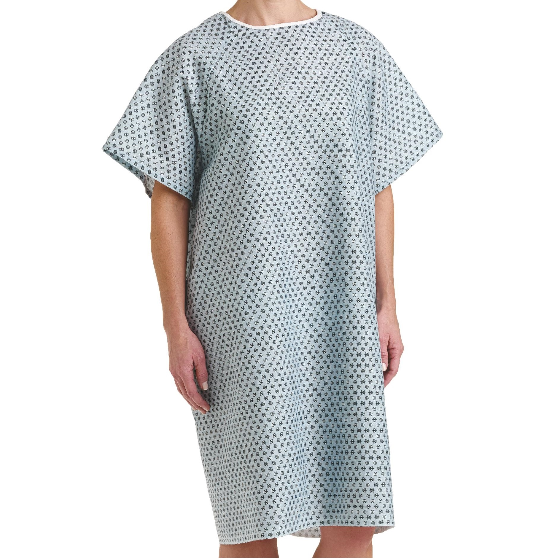 Polyester Hospital Patient Gown | Wholesale