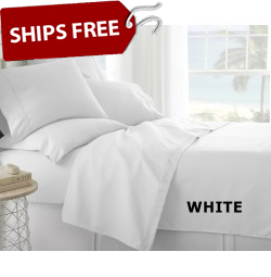 6-Piece Classic Sheet Set by ienjoy Home®