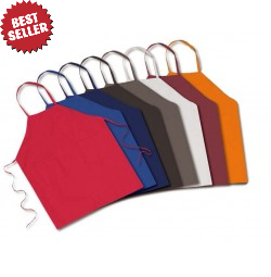 Standard Bib Aprons, 3 Pockets by American Dawn