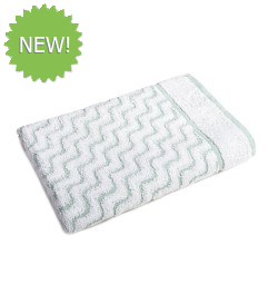 Green Wave Pool Towel by American Dawn