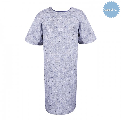 Patient IV Telemetry Gown by American Dawn