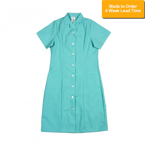 Princess Uniform Dress, Aqua