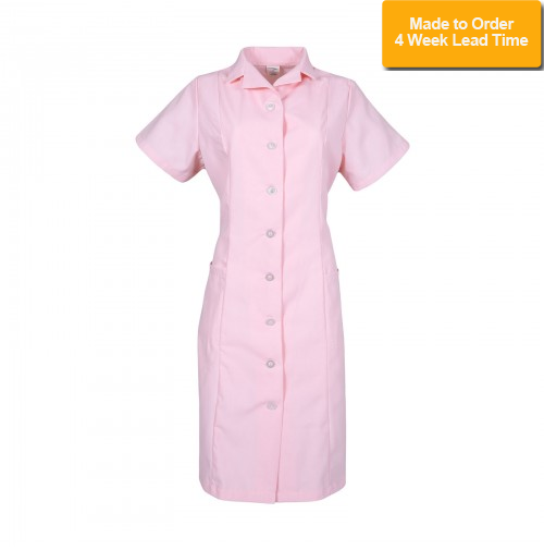 Princess Uniform Dress, Pink
