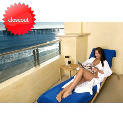 Lounge Chair Cover, Blue