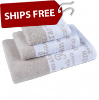 Resort Spa 3-Piece Towel Set