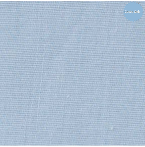 Percale Sheets - T-180, Blue