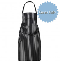 Striped Bib Apron by American Dawn