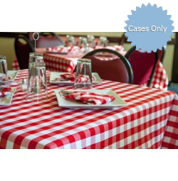 Milliken Visa Plain Checkpoint Table Linens