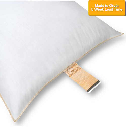 Gold Choice Pillow