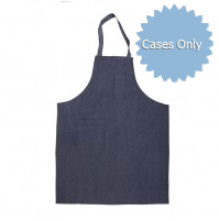 Shop Aprons, Blue Denim