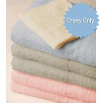 Seafoam Economy Towels, 16/S, 100% Cotton